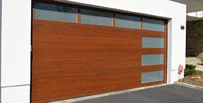Custom Garage Door Materials