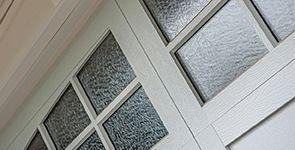 Glass Options for Every Garage Door
