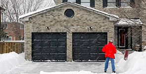 How Cold Weather Affects Your Garage Door