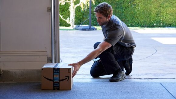 key by amazon package delivery