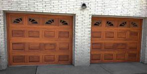Traditional Style Garage Doors