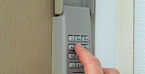 Why isn't my garage door keypad working?